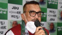 No JD(U) Ticket: Former Bihar DGP Gupteshwar Pandey Says He Won't Quit Politics Like He Did In 2009