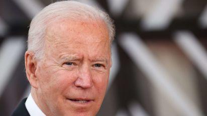 Biden 'so proud' of Yokoyama for coming out