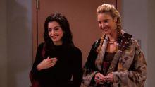 Courteney Cox y Lisa Kudrow rememoran en Instagram una de las frases más míticas de Friends