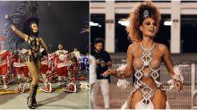 Fome, sede e treinos de 'monstro': rainhas e musas abrem o jogo sobre o Carnaval