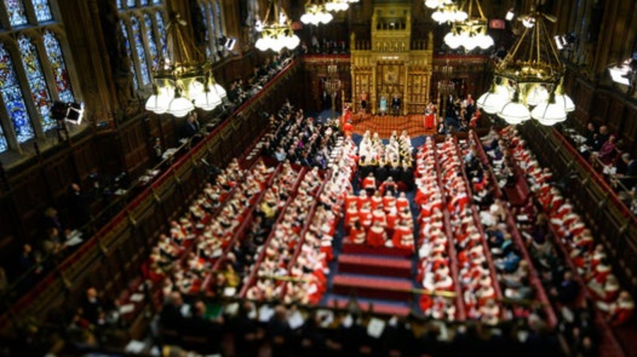 Bill scraps 'absurd and indefensible' Lords elections