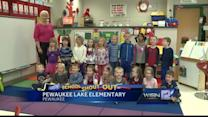 11/20 Shout Out: Mrs. Milbrath, Pewaukee Lake Elem.