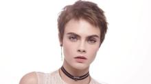 Polémica: Dior contrató a Cara Delevingne, de 25 años, para promover una ¡crema antiarrugas!