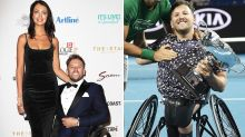 'Envy of everyone': Dylan Alcott gushes over sexologist girlfriend