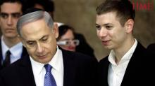 The Israeli Prime Minister's Son Has Been Temporarily Banned From Facebook Over Divisive Posts