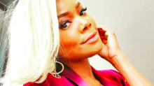 Gabrielle Union sends a message with new blond bob: 'I'm not having any more fun'