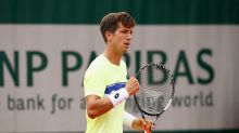 Aljaz Bedene contemplating switch back to Slovenia from England to play at the Olympics