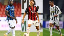 Il sondaggio: Ibra è il più decisivo e Lukaku lo è quasi quanto Ronaldo...