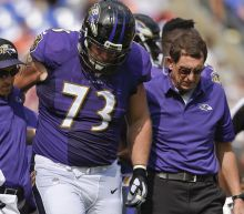 Marshal Yanda might not be a famous name, but his injury is crushing for Ravens