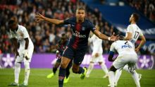 Mbappe scores again as PSG thrash Amiens for perfect 10
