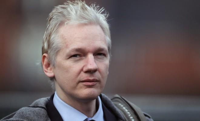 Image result for young assange