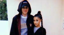 'It ends now': Ariana Grande warns fans over comments on social media about her quick engagement