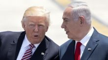 Israel's Netanyahu to play Trump card in tight election