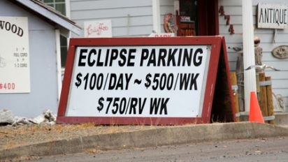Forest rangers, fire crews brace for eclipse watchers to descend on U.S. West