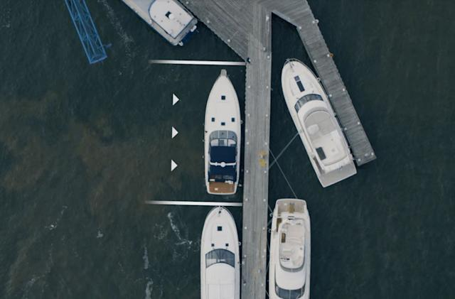 Volvo's self-docking boat tech is now a reality