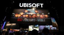 Shares in video games maker Ubisoft hit record high after first-quarter sales