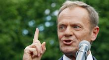 EU's Donald Tusk says there's a 30% chance of Brexit being cancelled