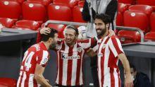 5-1. El Athletic golea en una noche mágica de Muniain y Raúl García