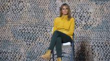 Melania Trump erntet Spott, als sie Timberland Boots trägt