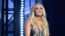 Carrie Underwood's First Post-Stitches Music Video