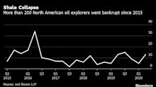 Chesapeake's Collapse Is Latest in Long Line of Shale Busts