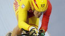 El paralímpico Alfonso Cabello, campeón de España de velocidad por equipos