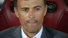 Luis Enrique Slams Spain's First-half Display Against England