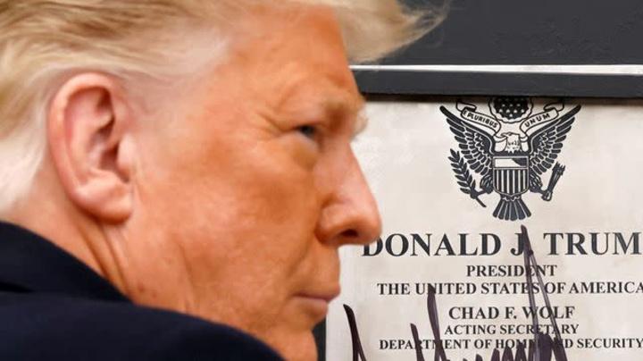 Trump farewell address: 'Our movement is just beginning'