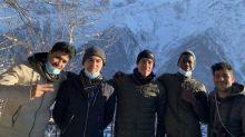 Alpinisme - Quatre exilés à l'assaut du Mont-Blanc