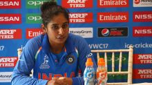 Mithali, Harmanpreet & Deepti in ICC's Team of the World Cup