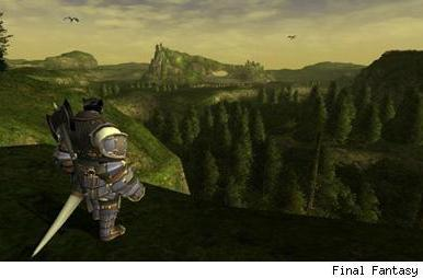 Adventurers beware, mysterious rodents in FFXI