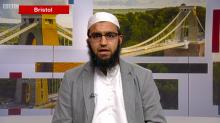 Iman from Tory leadership debate suspended from deputy head job over 'disturbing' social media posts