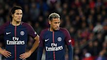 PSG deny offering Edinson Cavani €1m to relinquish penalty taking duties following Neymar row