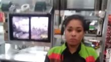 Burger King employee cited for disorderly conduct after arguing with customer over sandwich order
