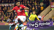 The Five Pointer: Who will take Man United's next penalty?