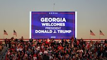 Trump Campaign Assumed Easy Georgia Win And Appears to Have Left Millions Unspent