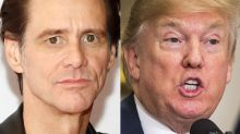 Jim Carrey's Submission For Donald Trump's Official Portrait Cannot Be Unseen