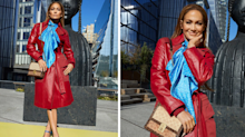 Jennifer Lopez stuns in first official Coach campaign - and even Barbra Streisand approves