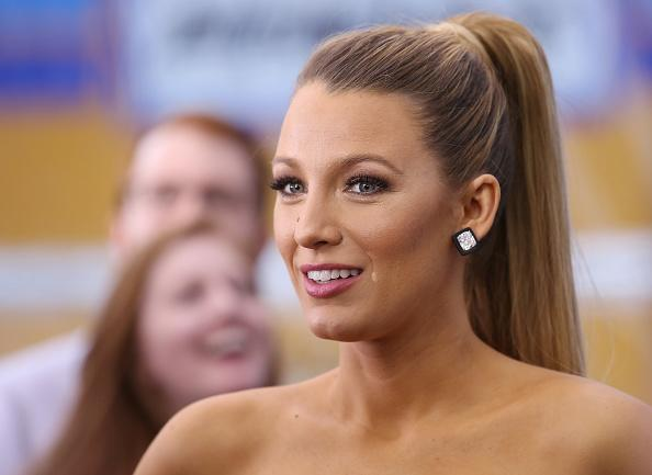 Blake Lively just admitted that she's jealous of this mom ...