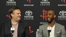 Does Daryl Morey's arrival increase the chances of a Chris Paul trade?