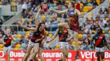 Forward switch exciting for Brisbane Lion
