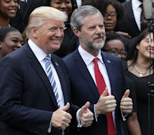 Falwell Jr. defends Trump's response to Charlottesville