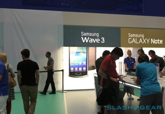Galaxy Tab 7.7 disappears from IFA floor, not a trace left behind