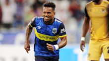 Striker Erasmus heaps praise on Cape Town City 'soldiers' for individual display