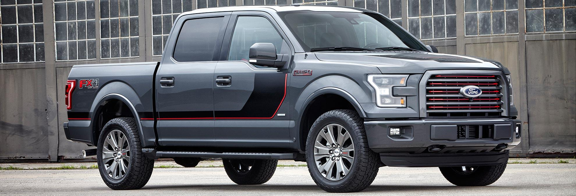 2017 ford f 150 gets new engine and transmission. Black Bedroom Furniture Sets. Home Design Ideas