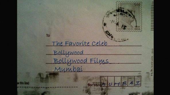 Wanna reach to your fav celeb; write it to Bollywood