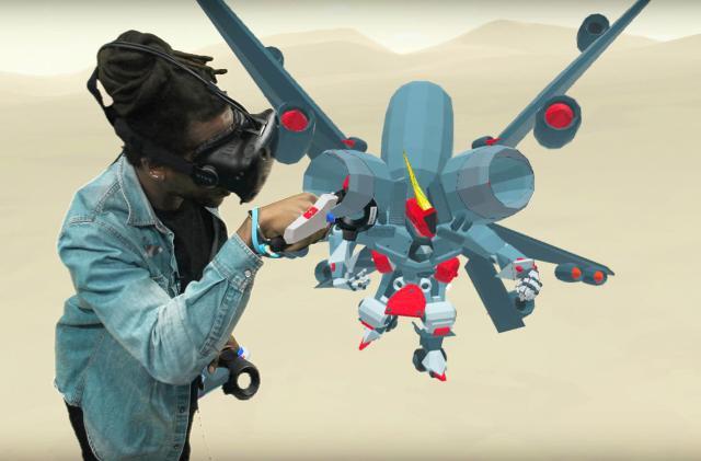 Experimental tools make Google's VR art app easier to use