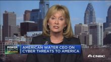 American Water CEO details cyber threats to America