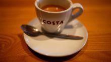 Costa Coffee break brewing after Whitbread investors stir