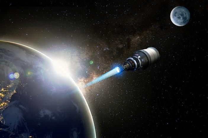 DARPA picks Lockheed Martin and Blue Origin to build nuclear spacecraft
